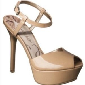 Sam & Libby Nude Heels